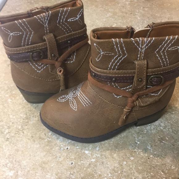 garanimals infant cowboy boots